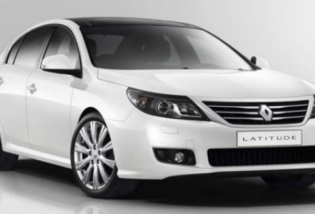 Iata noul Renault Latitude, inlocuitorul lui Vel Satis