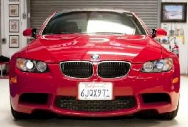 VIDEO: Jay Leno isi prezinta modelul BMW M3