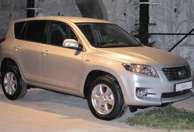 VIDEO: Lansarea noului Toyota RAV4 in Romania