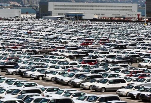 Inmatricularile de masini noi au scazut cu 49% in primele 5 luni