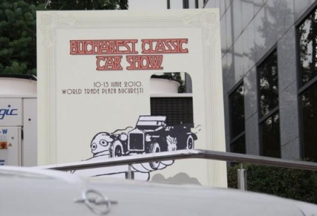 Galerie Foto: Bucharest Classic Car Show (1)