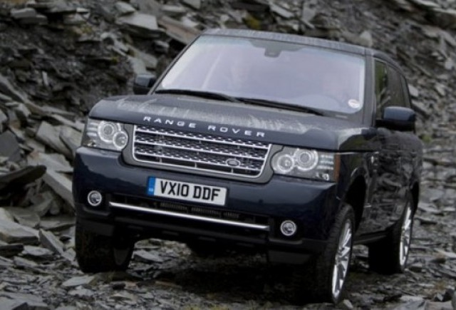 Land Rover prezinta noul model Range Rover