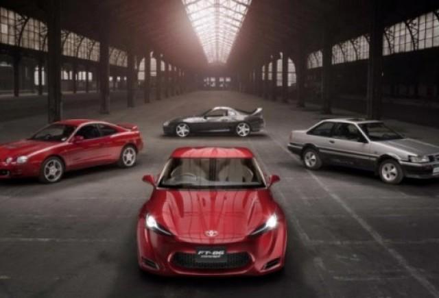 Detalii despre noul Toyota FR-S