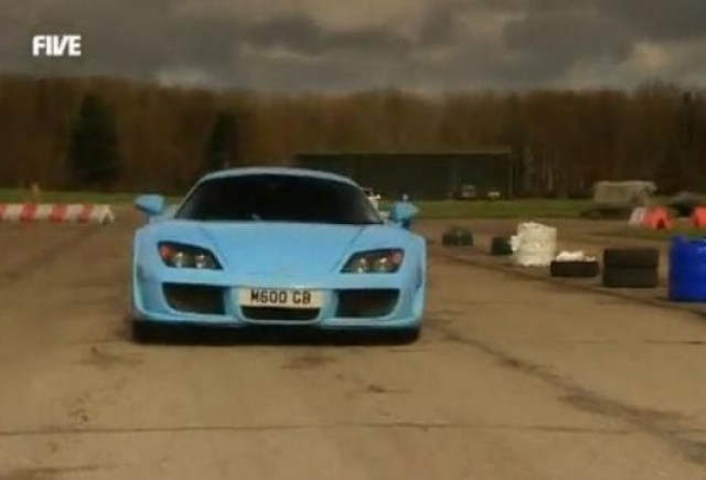 VIDEO: Fifth Gear testeaza modelul Noble M600