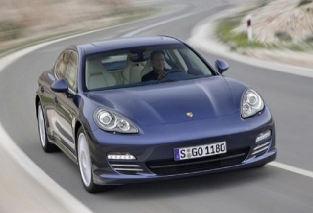 Porsche reduce consumul si emisiile modelului Panamera