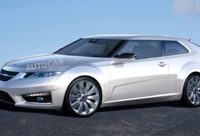Saab pregateste un rival pentru modelul Audi A3