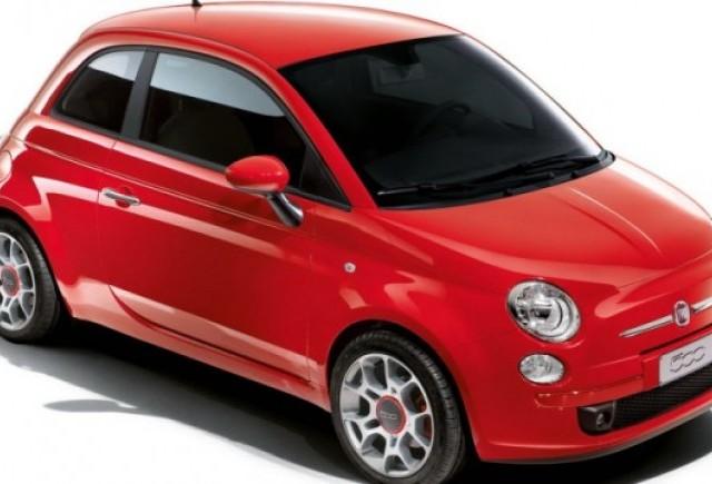 Fiat 500 Rosso Corsa: editie limitata pentru Germania