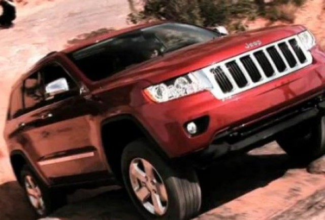 VIDEO: Test cu Jeep Grand Cherokee