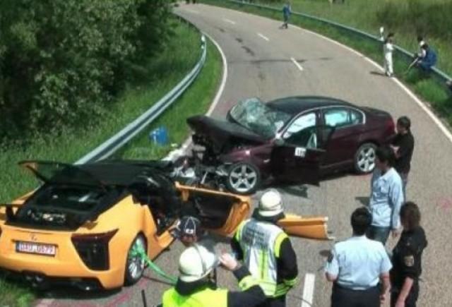 Pilotul sef a celor de la Toyota a murit intr-un accident langa Nurburgring
