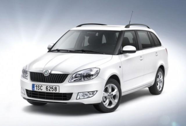Noul model Skoda Fabia Greenline va avea un consum de 3.4 litri/100 km