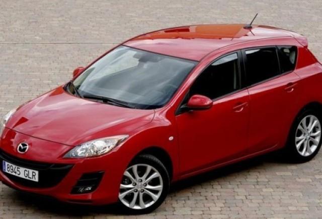 Mazda3, primul loc in topul compactelor la JD Power