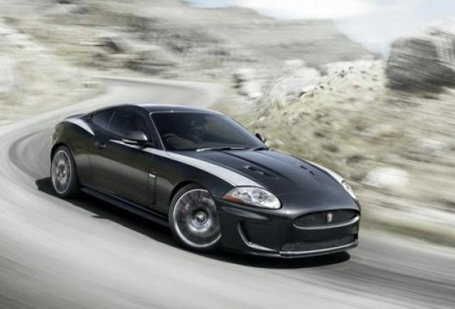 Jaguar sarbatoreste 75 de ani cu editia speciala XKR 75