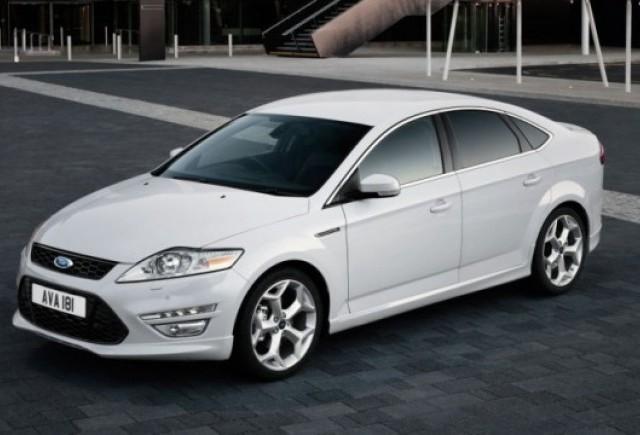 Iata noul Ford Mondeo facelift!