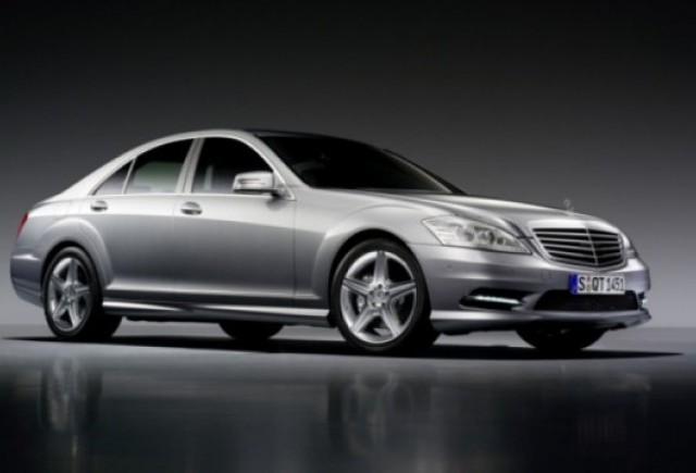 Mercedes pregateste un nou S Klasse pentru 2012