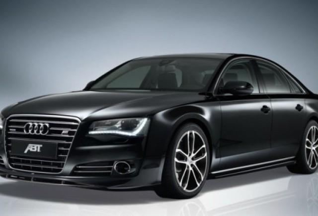 ABT a tunat noul Audi A8