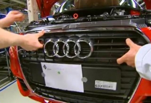 VIDEO: Cum ia nastere modelul Audi A1