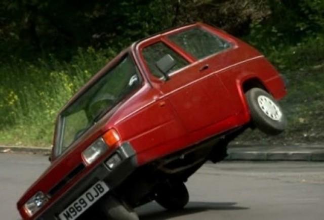 VIDEO: Top Gear prezinta dezavantajele masinilor cu trei roti
