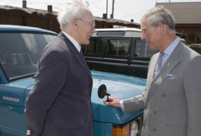Charles Spencer, parintele Range Rover-ului a murit la 85 de ani