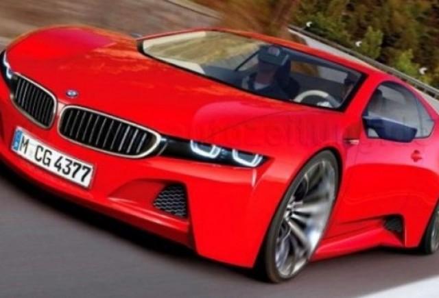 ZVON: BMW dezvolta modelul M8 sport hibrid