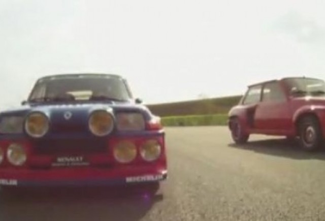 VIDEO: 30 de ani de la aparitia lui Renault 5 Turbo