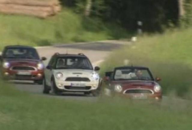 VIDEO: Primul clip cu gama restilizata Mini