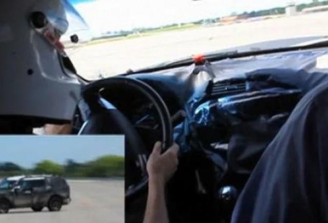 VIDEO: Ford prezinta noul sistem Curve Control pe Explorer