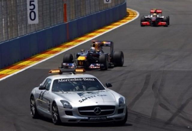 Marele Premiu al Europei a daunat imaginii F1