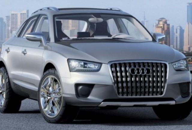ZVON: Audi pregateste un model A1 allroad