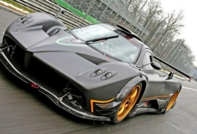 Pagani Zonda R stabileste un nou record la Nurburgring
