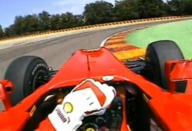 VIDEO: Fernando Alonso prezinta circuitul de la Fiorano