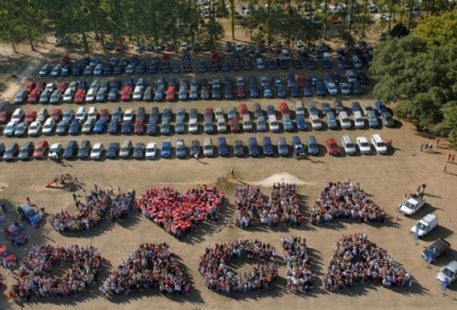 Dacia detine o cota de piata de peste 5% in Franta