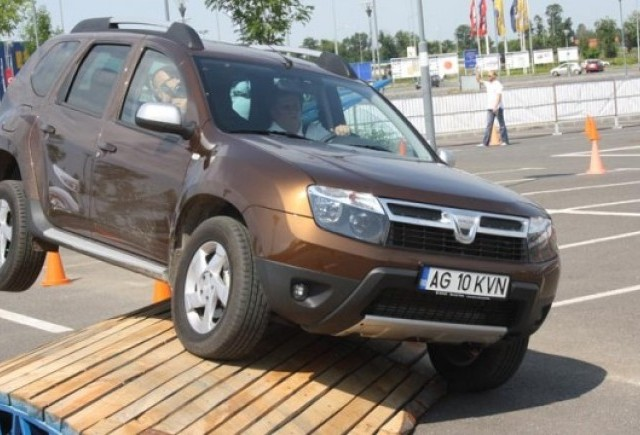 Galerie Foto: Dacia Duster Offroad Experience (2)