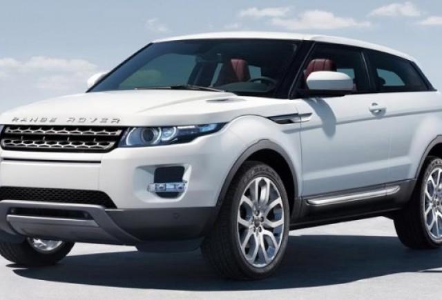 Iata noul SUV Land Rover: Range Rover Evoque