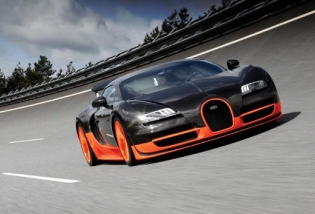Noul Bugatti Veyron 16.4 Super Sport atinge 431 km/h