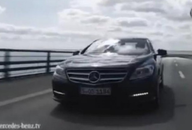 VIDEO: Noul Mercedes CL facelift in actiune