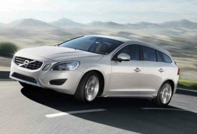 OFICIAL: Iata noul Volvo V60!