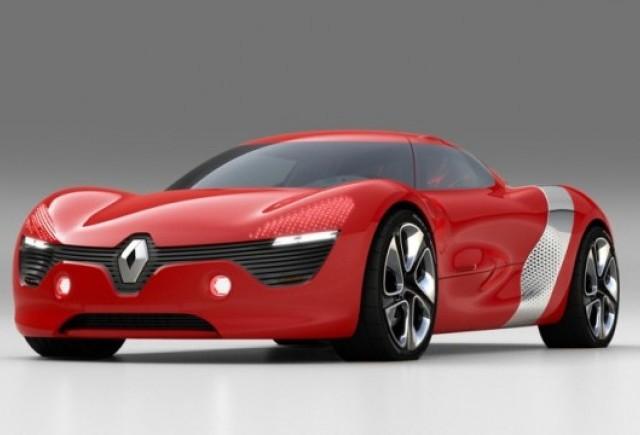 Iata noul concept Renault DeZir coupe!