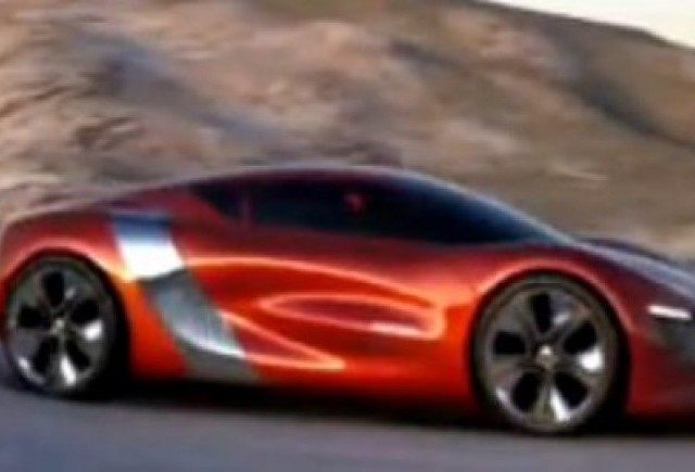 VIDEO: Renault prezinta conceptul DeZir