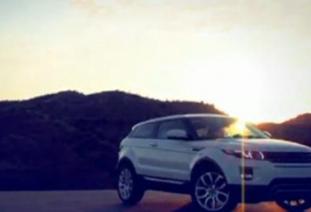 VIDEO: Range Rover Evoque din toate unghiurile