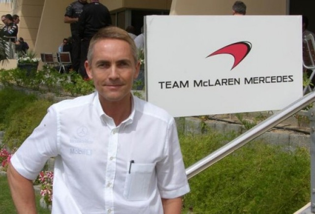 Interviu cu Martin Whitmarsh, managerul McLaren F1