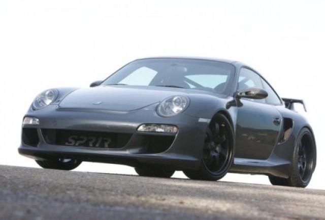 Sportec prezinta noul model Porsche 911Sportec SPR1R