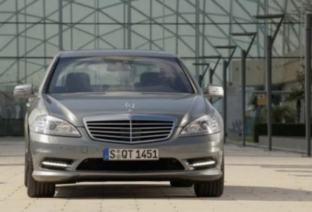 Mercedes prezinta noul S350 Bluetec