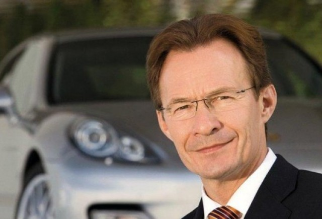 Matthias Mueller este noul CEO Porsche