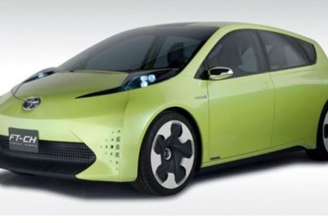 Toyota planuieste un hibrid sportiv