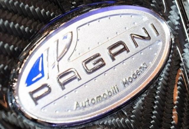 Pagani pregateste un nou supercar pentru anul 2015