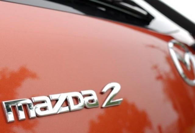 Mazda a vandut in primele 6 luni in Romania 509 masini