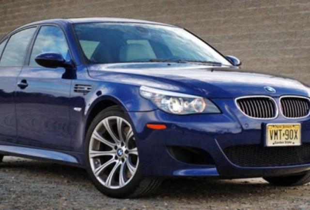 VIDEO: BMW a incheiat productia modelului BMW M5 E60