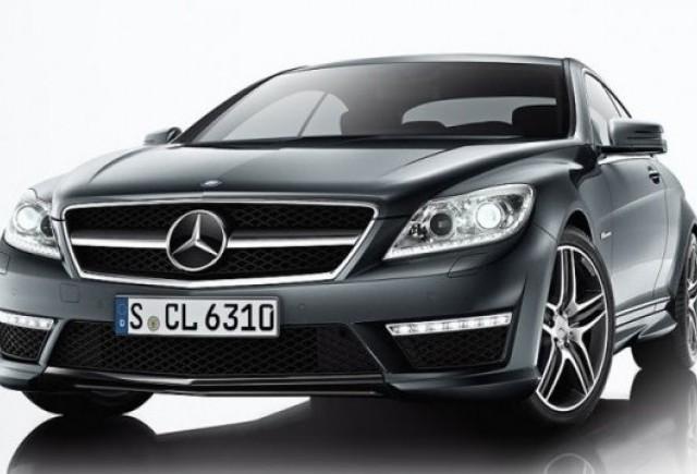 Iata noul Mercedes CL63 si CL65 AMG!