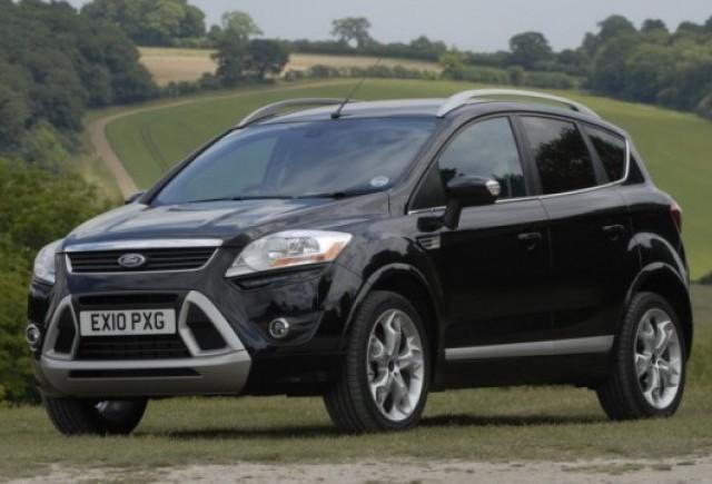 Ford Kuga primeste noile propulsoare diesel de 2.0 litri si pachetul Individual
