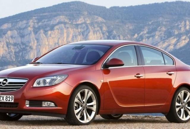 Opel Insignia primeste propulsoare diesel mai economice